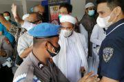 Soal Kesehatan Habib Rizieq, Kuasa Hukum dan Polda Metro Beda Pendapat