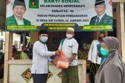 Terdampak Pandemi COVID-19, Desa Ini Dibantu PPP Bangka Belitung