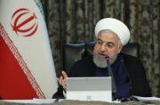 Presiden Iran: Penyerbuan US Capitol Ungkap Kelemahan Demokrasi Barat