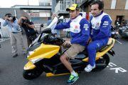 Valentino Rossi Bukan Lagi Ancaman, Tak Lagi Bertaji di MotoGP