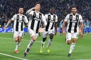 Preview Juventus vs Sassuolo: Pertebal Mental Si Nyonya