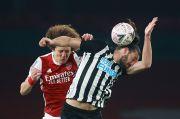 Arsenal Susah Payah Kalahkan Newcastle United