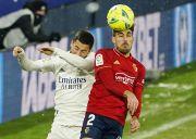 Real Madrid Gagal Puncaki Klasemen Usai Dijegal Osasuna