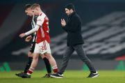 Arsenal Kerepotan Kalahkan Newcastle, Arteta Ogah Layangkan Kritik