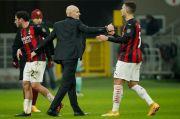 Pioli Senang Milan Tidak Loyo Usai Dikalahkan Juventus