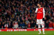 Drama Mesut Oezil Tinggalkan Arsenal