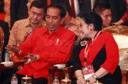 Pesawat Sriwijaya Jatuh, Megawati-Jokowi Sampaikan Duka Cita di HUT PDIP