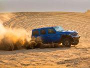 Tiru Hummer, Jeep Ingin Wrangler Bisa Jalan Seperti Kepiting
