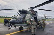 Mengikuti Operasi SAR Udara Mencari Sriwijaya Air dengan Pesawat TNI AU