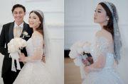 Glamornya Gaun Pernikahan Felicya Angelista, bak Ratu Sehari