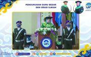 Ini Harapan Rektor untuk Para Guru Besar UIN Jakarta di Kancah Internasional