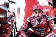 Meski Ducati Bikin Sakit Hati, Dovizioso Belum Kapok Tampil di MotoGP