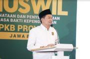 Syaiful Huda Resmi Pimpin Kembali PKB Jabar untuk Lima Tahun ke Depan