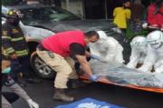 Tragis, Tukang Becak Tewas Ditabrak Pajero Sport di Bandung