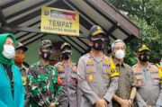 Jelang PPKM, Kapolda Jatim Tinjau Kampung Tangguh Semeru di Sidoarjo