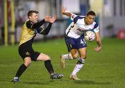 Hattrick Vinicius Warnai Kemenangan Tottenham Hotspur atas Marine