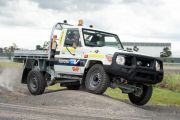Spesies Langka, Toyota Land Cruiser Listrik Ada di Australia