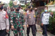 Kapolda Metro Jaya dan Pangdam Jaya Berkantor di Polsek Tekan Penyebaran Covid-19