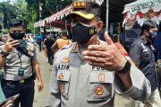 Polisi Larang Pengerahan Massa di Sidang Putusan Praperadilan Habib Rizieq Shihab