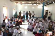 Ketwil MPW PP Malut dan Ketua Fraksi PAN Deprov Resmikan TPQ Toniku