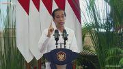 Presiden Jokowi Minta Pembangunan Pertanian Jadi Perhatian Bersama
