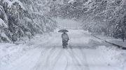 Badai Salju Tewaskan 8 Orang di Jepang, 270 Orang Terluka