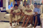 Sosok Ronaldo di Mata Georgina Rodriguez: Dia Contoh Terbaik Anak-Anak