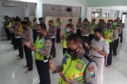 Polantas Sidoarjo Gelar Salat Ghaib dan Doa Bersama untuk Korban Sriwijaya Air