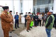 Penyemprotan Disinfektan Kembali Dilakukan di Kota Palopo