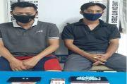 Apes, 2 Pria Ini Jual Ekstasi pada Polisi di Tempat Karaoke