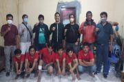 Komplotan Begal Sadis Dibekuk Polsek Delitua, 2 Pelaku Terpaksa Ditembak