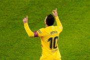 Kontrak Bersama Barcelona Akan Habis, Harga Jual Lionel Messi Anjlok