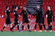 Griezmann Puas Bisa Sumbang Gol Lagi untuk Barcelona