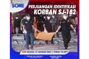 iNews Sore Live di iNews dan RCTI+ Selasa Pukul 15.45: Perjuangan Identifikasi Korban SJ-182