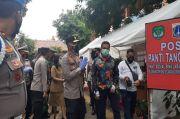 Setelah Polsek Cimanggis, Wakapolda Metro Jaya Berkantor di Polres Jakarta Timur dan Balai Cipayung