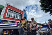 Hari Pertama PPKM Kota Bogor, Bima Arya Gelar Patroli Gabungan