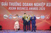 Mayora Harumkan Indonesia di Ajang ASEAN Business Award 2020