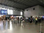 PPKM Hari Kedua, Protokol Kesehatan di Stasiun Tanah Abang Lebih Ketat