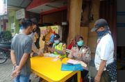 Belasan Warga Sidoarjo Terjaring Operasi Yustisi Prokes Hari Kedua PPKM