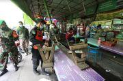 Pedagang Kocar-Kacir, Sentra PKL Kebun Bibit Surabaya Dirazia