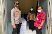 Tiba di Semarang, 8.000 Dosis Vaksin COVID-19 Disimpan di Gudang DKK