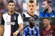 Lima Bintang Serie A dengan Gaji Tertinggi Musim 2020/2021