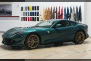 Ferrari Tailor Made Bikin Mobil yang Warnanya Tak Ferrari Banget
