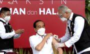 Jokowi Divaksin, Begini Beragam Respons Netizen