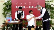 Jokowi: Saya Memulai Ikhtiar Besar untuk Terbebas dari Pandemi Covid