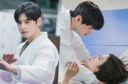 Latihan Beladiri Jiu-Jitsu Jadi Kencan Romantis Cha Eun Woo dan Moon Ga Young