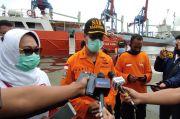 Gelombang Tinggi, Basarnas Hentikan Sementara Pencarian Korban Sriwijaya Air
