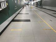 Dampak PPKM, Stasiun MRT dan Trans Jakarta Sepi saat Jam Pulang Kerja