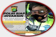 Kanit Samsat Cikokol Tangerang: Program Kantor Tangguh Upaya Cegah Penularan Covid-19