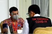 Habis Divaksinasi, Raffi Ahmad Akui Tak Rasakan Apapun